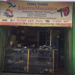 Centro Técnico Electromecánico en Bogotá