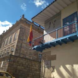 Punto de información turística Centro Histórico en Bogotá