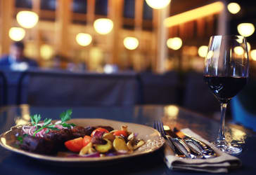 Ofertas de Restaurante Cocina internacional