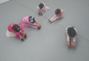 Cuatro clases semi-personalizadas de pre-ballet por $100.000