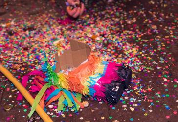 Súper piñata y kit fiesta por $78.000