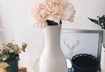 Florero para el hogar en cerámica a domicilio por $49.000