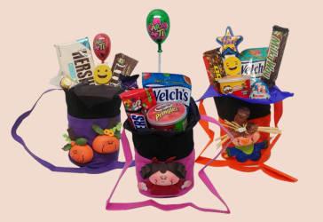 Hermosas bolsas de Halloween por $50.000 a domicilio