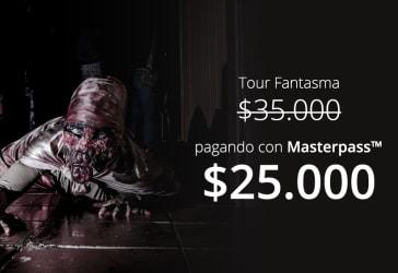Especial de zombis en la Candelaria por $35.000