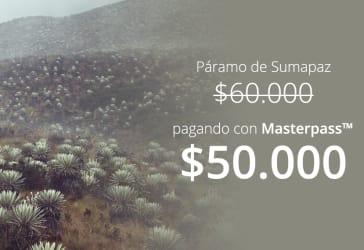 Visita el páramo de Sumapaz por $60.000