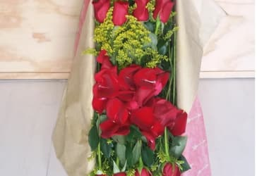 Rosas y chocolates a domicilio por $80.000