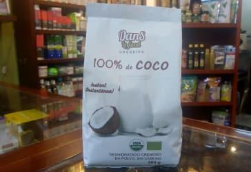 Leche de coco orgánica por $59.000