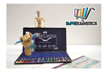 Estuche x 36 Faber Castell por solo $130.000