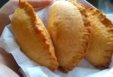 Doce empanadas por solo $20.000