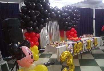 Fiesta infantil con cabina de sonido gratis por $150.000
