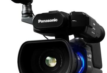 Videocámara Panasonic AG-AC8P por $3.559.999