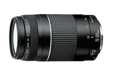 Lente Canon Tele 75-300 F-4-5-6Lll por $339.999