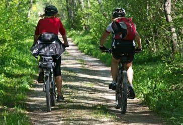 Tres horas de bici paseo en Suesca por $75.000