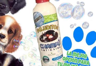 Shampoo peludidos para perros por $21.500