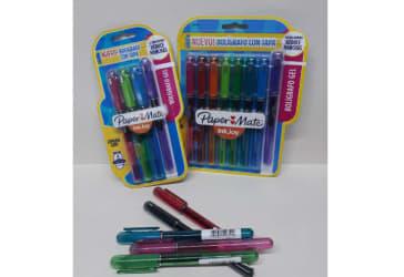 Combo bolígrafos Paper-Mate por solo $37.500