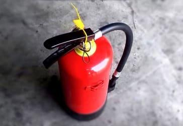 Recarga extintor multipropósito de 5 libras por $10.000