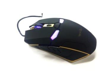 Mouse gamer Ironman 6 botones por solo $29.900