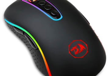 Mouse gamer Redragon 10d por $94.900