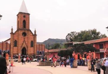 Tour de semana Santa en Boyacá por $65.000