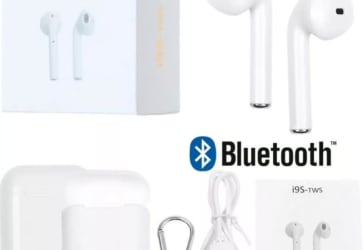 Audífonos I9s Air Pods Bluetooth por solo $99.900