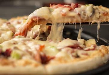 Combo familiar de pizza por tan solo $35.000