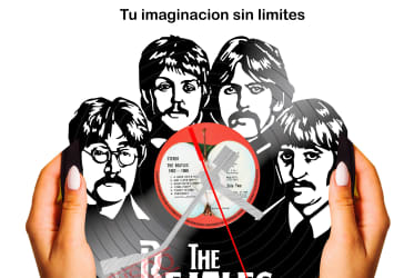 Reloj The Beatles por tan solo $35.000