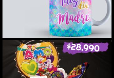 Mug personalizados para regalar a mamá por solo $28.990