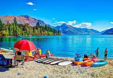 Pasadía en la Laguna de Tota por tan solo $93.000