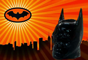 Matera grande cabeza de Batman por solo $20.000