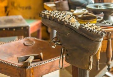 Cambio de tapas para 2 pares de zapatos por $20.000
