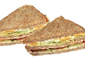 ¡Prúebalo! Sandwich en pan focaccia por $13.800