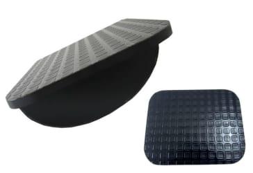 Descansa-pies balancín ergonómico por solo $55.000