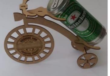 ¡Regalo para papá! Bici vintage para cervezas por $24.900