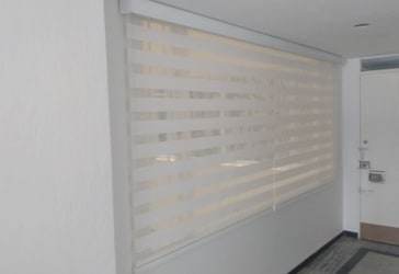 Cortina sheer elegance screen de 1.80 x 1.80 $379.000