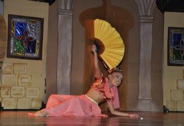 ¡A bailar! Clases de danza árabe por solo $80.000
