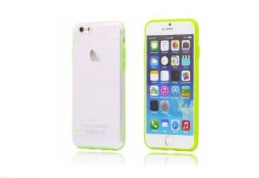 Protector para iPhone 6 neón brilla + 2 Screens por $20.000