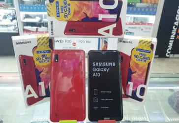 Celular Samsung A10 por $450.000