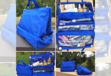 2 maletines organizadores de ropa expandibles por $89.600