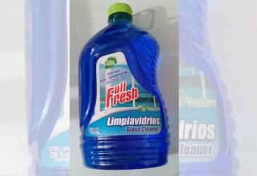 Limpiavidrios Full Fresh por $15.000