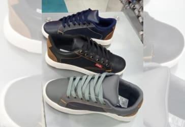 3 pares de zapatillas unisex por $119.000