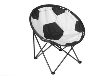 Sensacional silla con diseño de balón por $81.400