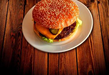 2x1 en combo de hamburguesa junior por $21.000