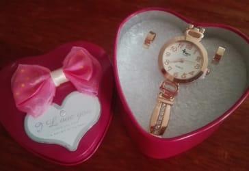 Relojes para el mes Amor y Amistad por solo $35.000