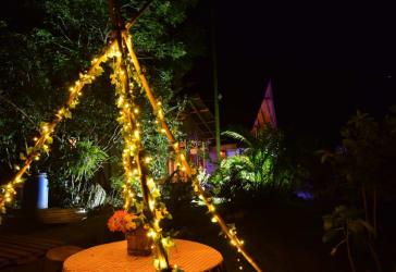 Cabaña para escapada romántica para dos personas por $360.000