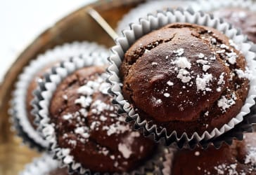 Cajita de cupcakes + galletas por $12.000