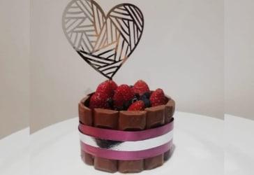 Deliciosa y dulce torta por solo $40.000