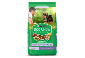 Concentrado Dog Chow de 17kg para cachorros pequeños por $145.000