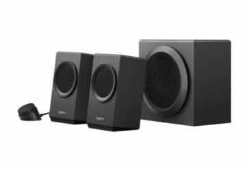 Juego de parlantes 2.1 Logitech Bluetooth Z337 por $219.900