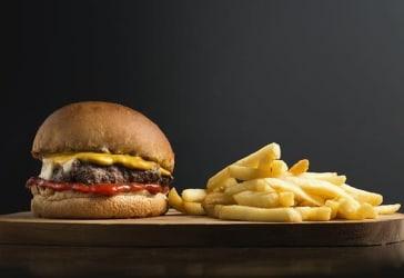 2x1 en hamburguesa + papa y gaseosa por solo $22.900