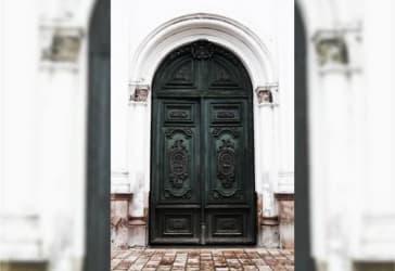 Puertas coloniales elaboradas en lámina por $550.000
